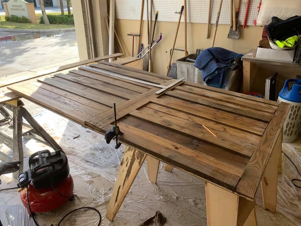 custom barn doors south florida