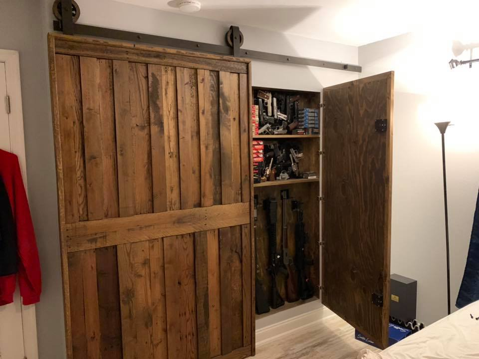 Barn Door / Gun Safe (Fort Lauderdale, FL)