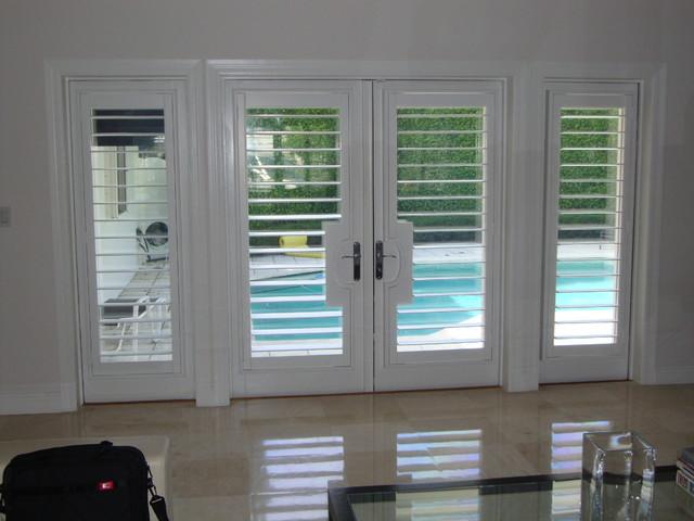 plantation shutters pompano beach