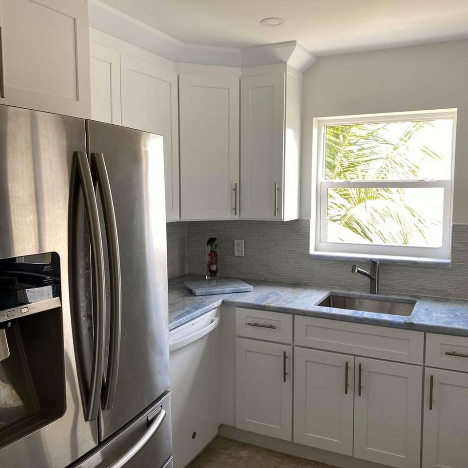 Kitchen Remodel (Pompano Beach, FL)